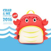 Wholesale Cartoon Zipper Book Bags For Toddlers , Children