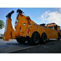 Buy cheap HOWO 50 Ton Heavy Duty Rotator Wreckers Tow Truck With 360 Degree Rotation from wholesalers