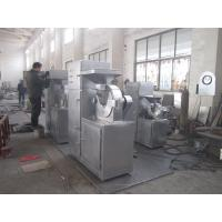 China Industrial Grinding Pulverizer Machine Button Control , Foodstuff Rice Milling Equipment on sale