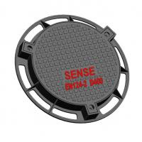 Buy cheap D400 Custom Manhole Cover Round Waterproof Hard Shoulders M16x40 Bolts Accessories from wholesalers