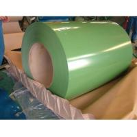 Buy cheap DX51D Prepainted Galvanized Steel Coil For Steel Roofing Sheet In Different Color product