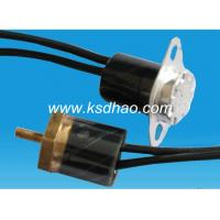 Buy cheap KSD301 water proof thermostat, KSD301 water proof temperature switch from wholesalers