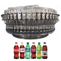 Buy cheap Pet Durable Automatic Bottle Filling Machine Carbonate Soft Drink Procession from wholesalers