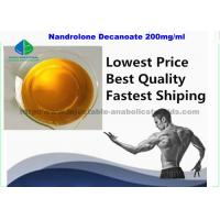 Buy cheap Injectable Oil Liquid Anabolic Steroids Drugs Deca For Muscle Gain / Weight Loss from wholesalers