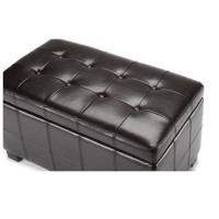 Buy cheap ottoman double bed ottoman storage bed footstool chairs leather storage ottomans from wholesalers