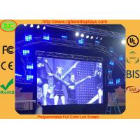 Buy cheap Hanging SMD Led Screen With Hanging Bar / Portable Hd Video Wall Fixed Usage from wholesalers