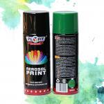 Buy cheap Purpose Aerosol Metallic Spray Paint Liquid Coating State For Metal / Wood / Glass from wholesalers