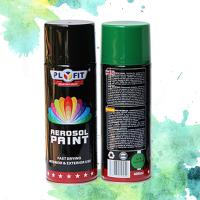 Wholesale Metallic Acrylic Aerosol Paint Liquid Coating State For Metal / Wood / Glass from china suppliers