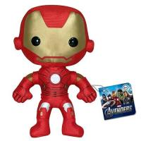 Wholesale Cute Kids Cartoon Plush Toys Stuffed Iron Man Action Figure 20cm from china suppliers