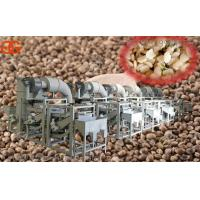 Hemp kernel shelling and sorting production line supplier
