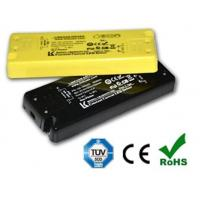 Buy cheap Flicker Free Ultra Thin LED Driver 15mm thickness 12V 24V CV constant voltage from wholesalers