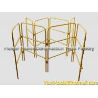 Buy cheap Manhole Guard Rails Steel Manhole Guard Rail for safe from wholesalers