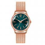 Buy cheap Custom Design Waterproof Stainless Steel Lady Watch Wrist Watch Women from wholesalers