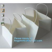 Buy cheap clothing cheap paper bag with logo print,colored paper carrier bag shenzhensuppliers,cheap paper packing bag for shippin from wholesalers