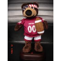 Wholesale 12Inch Plush American Football Bear Baby and Toddler Electronic Toys for Promotional Gifts from china suppliers