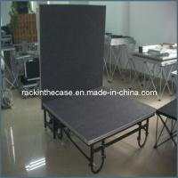 Buy cheap Portable Steel Folding Stage with Risers (RKIAFS1624) from wholesalers