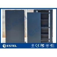Wholesale Cold Rolled Steel Indoor Server Cabinet IP31 SPCC Floor Mounted Detachable Structure from china suppliers