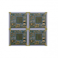 Buy cheap 40um Pattern Spacing 4 Layer Build up package substrate BGA from wholesalers