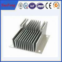 Buy cheap soldering aluminum extrusion heat sink used for CPU thermal solution from wholesalers