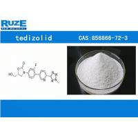 Buy cheap Supply high quality antibacterial drug Antineoplastic Medication Tedizolid CAS 856866-72-3 from wholesalers