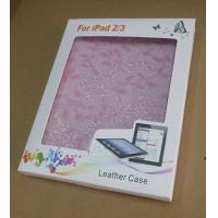 Wholesale Custom design packing polypropylene boxes with plastic PVC window , suitable for shelf show from china suppliers