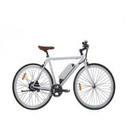 Buy cheap Single Speed Battery Assisted Push Bikes , 700C Electric Powered Push Bikes from wholesalers