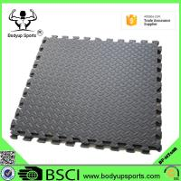 Buy cheap Puzzle Handmade Yoga Exercise Mat 100 EVA Material Anti Slip Surface For Adults from wholesalers
