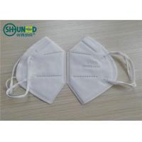 Buy cheap Hotsale high quality PP FFP2 protective mask KN95 respiratory face mask from wholesalers