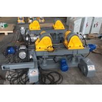 Wholesale 3T Welding Rotator Light Pole Welding Machine Motorized Elevation Lead Screw Adjusting from china suppliers