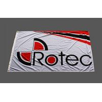 Quality Fire Proof Outdoor Flag Banners Advertising For Quick Exhibition Booth / Shop for sale