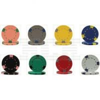 Buy cheap Two Tone Casino Style Pro-Clay Poker Chip (0104-0211) from wholesalers