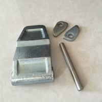 Buy cheap cargo container or shipping container door hinge , container hinge blade , U TYPE CONTAINER hinge from wholesalers