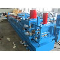 Buy cheap Perforated Galvanized Steel Trunking Cable Tray Roll Forming Machine from wholesalers