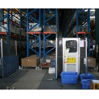 Automated Storage Retrieval System Industrial Pallet Racks For Warehouse