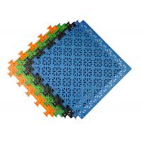 Buy cheap Modular Synthetic Sports Flooring With Exclusive Elastic Cushion Design Inspired From NBA from wholesalers