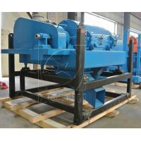 China Solid liquid centrifugal separator horizontal centrifuge on sale