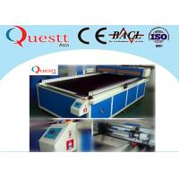 Buy cheap Wood CO2 Laser Engraving And Cutting Machine For MDF PVC Bamboo Rubber 150W from wholesalers