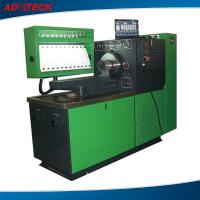 Buy cheap 220v 18.5KW Green Yellow diesel fuel pump test bench 0 - 60bar from wholesalers