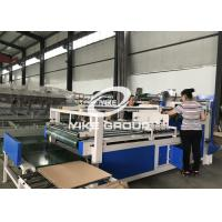 Buy cheap Semi Auto Folder Gluer Machine 40-60m/min Speed For Corrugation Packing Industry from wholesalers