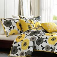 Buy cheap Home Decoration Quilt Bedding Set from wholesalers