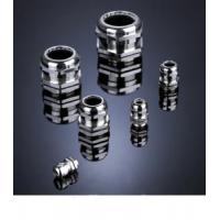 Buy cheap Water-Resistant Brass Cable Glands with Nickel-Plated from wholesalers