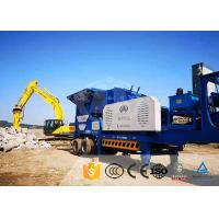 Buy cheap Granite Crawler Mobile Crusher Wide Use Cone Mobile Crusher Machine from wholesalers