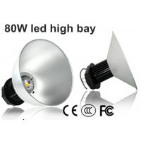 Buy cheap Dust Proof Cob Led High Bay Light  80W 6500K For Hypermarket  / Training Venue from wholesalers