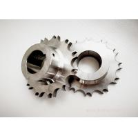 Buy cheap High Precise Conveyor Chain Sprocket , Stainless Steel Roller Chain Sprockets Forged from wholesalers