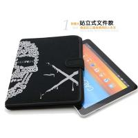 Wholesale Mens Magnetic Neoprene Tablet Sleeve 10 inch , iPad Protection Cover Stand Style from china suppliers