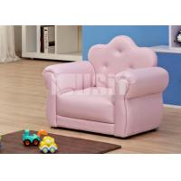 Buy cheap USIT Kids Sofa Princess Pink Armrest Chair Lounge Couch Children Toddler Gift from wholesalers