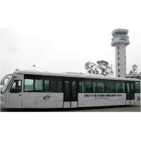 Wholesale Durable Nice Airport Shuttle Bus Ramp Bus With Adjustable Seats from china suppliers