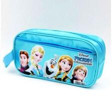 Buy cheap Frozen Ana Elsa Cartoon Plush Pencil Case Pouch Animal Zipper Pencil Pouch from wholesalers