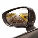Buy cheap Waterproof Rear View Mirror Film , Hydrophobic Anti Dazzle Window Mist Film from wholesalers