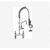Buy cheap Mini Deck Mounted Pre Rinse Tap For Commercial Kitchen from wholesalers